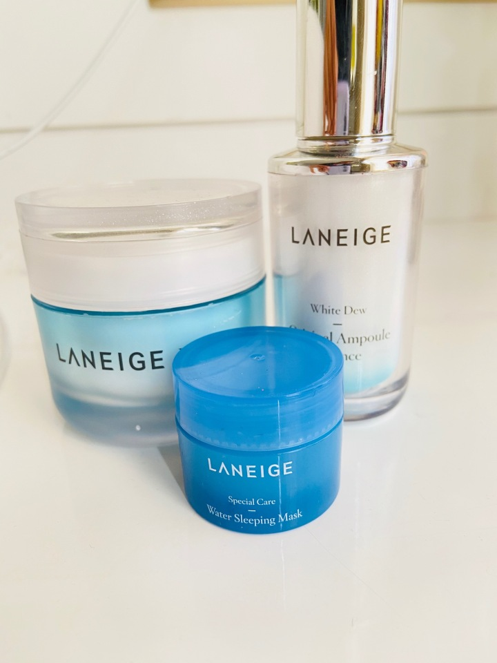 Product Review -Laneige