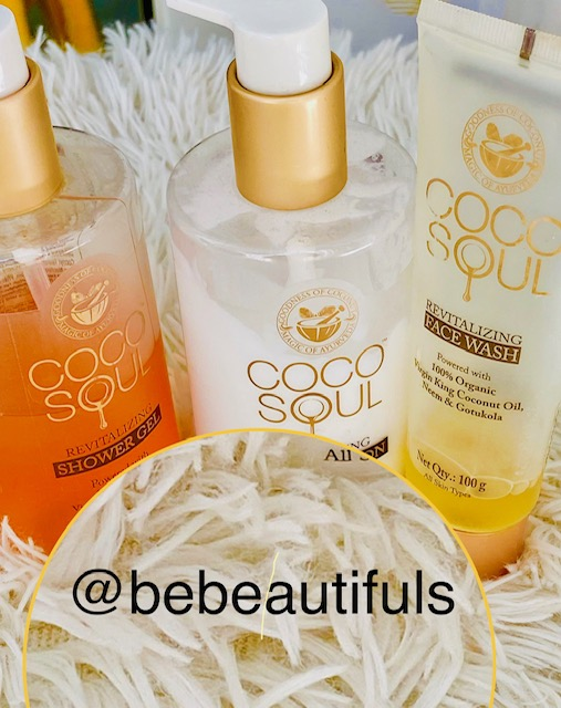 Coco Soul ShowerRange
