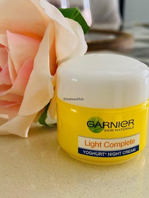 GARNIER Skin naturals nightcream